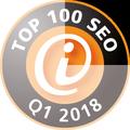 Zertifizierte Top 100 Agentur für SEO